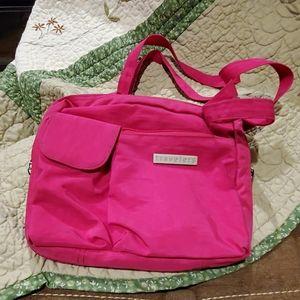 Travelers crossbody bag